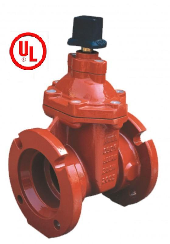 Mechnical Joint Ends Gate Valves