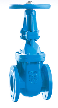 Flanged End Rising Stem Gate Valves