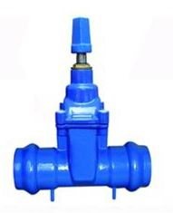 Socket End NRS Resilient Seated Gate Valves-DIN-BS-SABS
