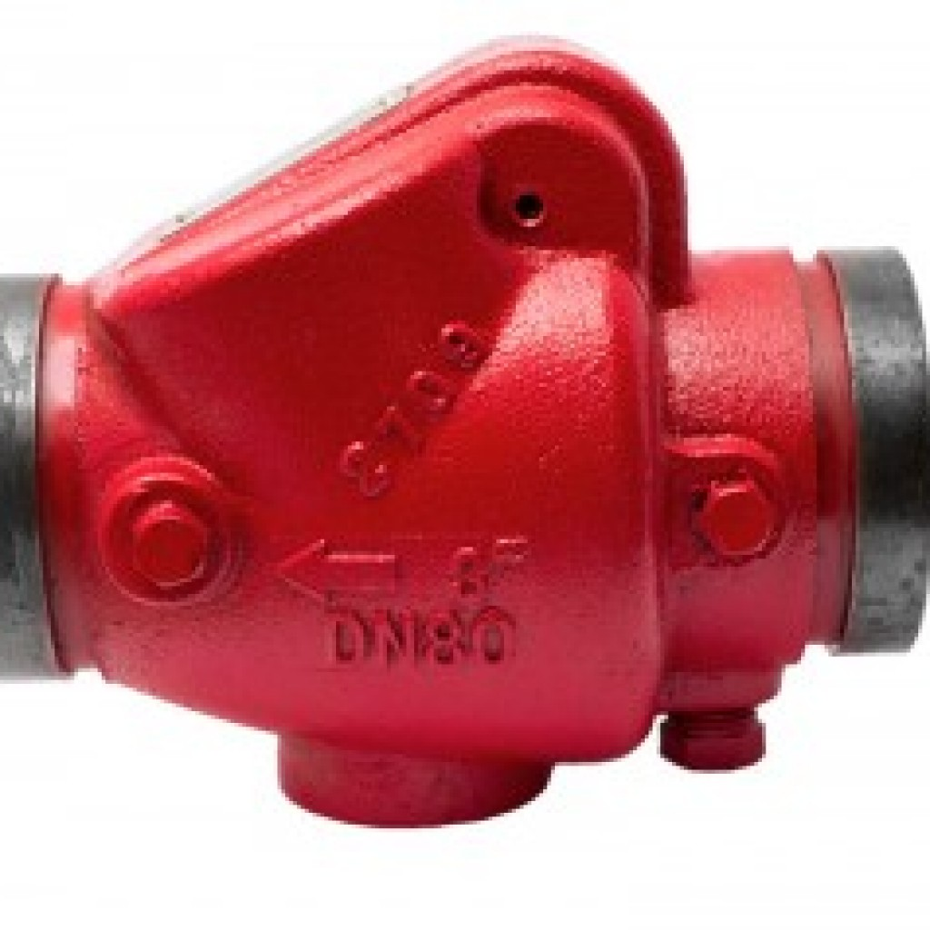 ul listed check valve