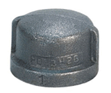Cap-Ductile iron threaded fittings