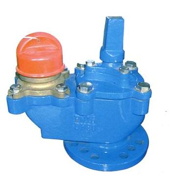 BS 750 fire hydrant