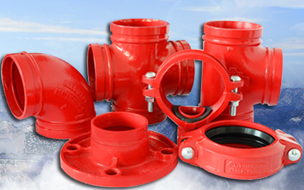 fire sprinkler pipe fittings